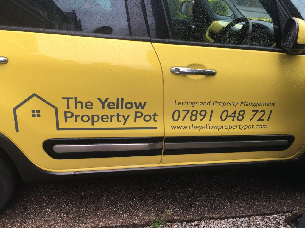 The Yellow Property Pot