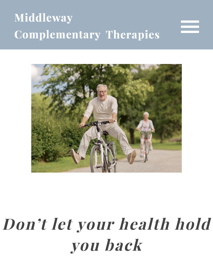 Middleway Complementary Therapies