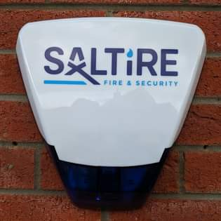 Saltire Fire and Security