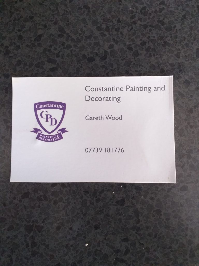 Constantine painting and decorating